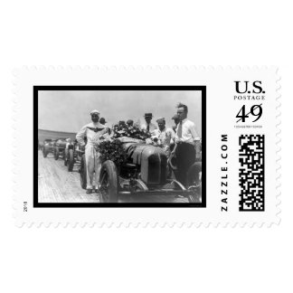 Auto Racing Champion 1925 Postage Stamps