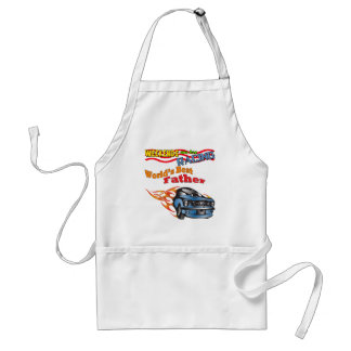 Auto Racing Father's Day Gifts Adult Apron