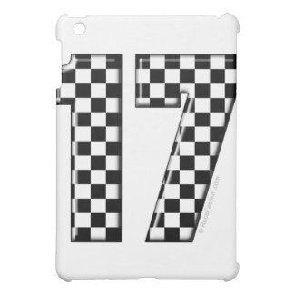 auto racing number 17 case for the iPad mini