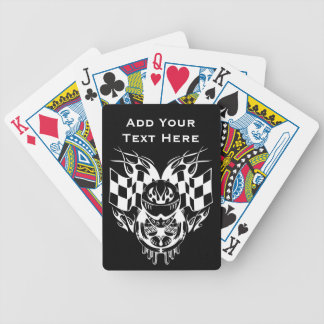 Auto Racing Playing Cards