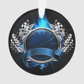 Auto Racing - Race Car Driver Ornament