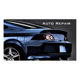 Auto Repair Business Card Templates