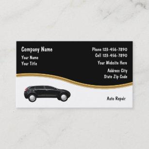auto repair business cards - Auto Repair Business Cards