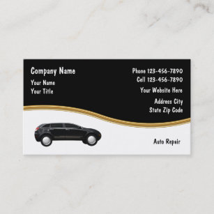 Auto repair business cards zazzle auto repair business cards colourmoves