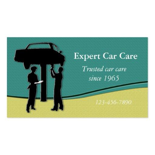 Tire shop business card templates bizcardstudio for Tire shop business cards