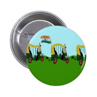 Auto Rickshaws in India Button