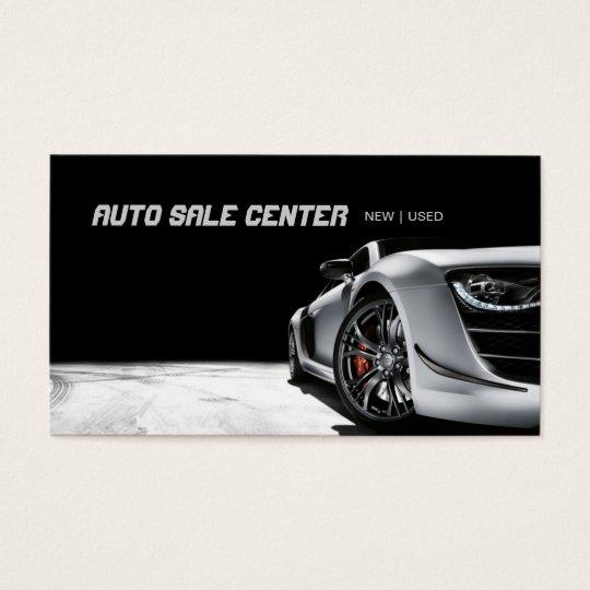 Auto sale car dealership business card zazzle auto sale car dealership business card colourmoves