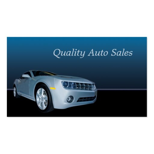 313 auto sales business cards and auto sales business for Auto sales business cards