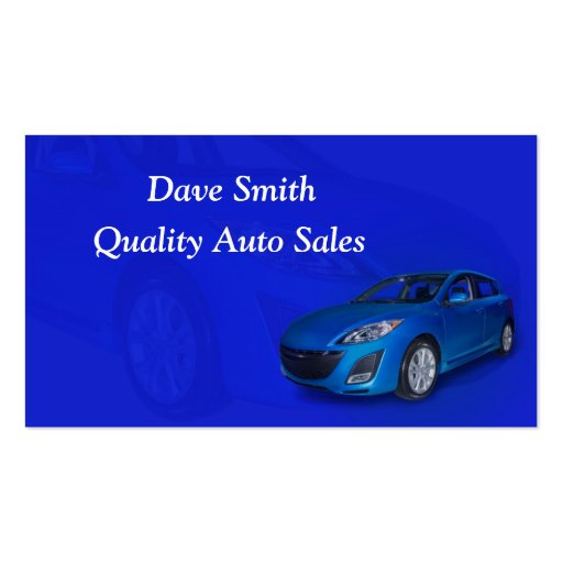 Auto sales business card design apexwallpaperscom for Car sales business cards