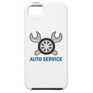 AUTO SERVICE iPhone 5 COVER