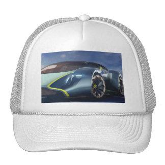 Auto Sport Style: Trucker Hat  100% polyester foam Mesh Hats