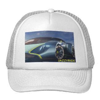 Auto Sport Style: Trucker Hat  100% polyester foam Mesh Hat