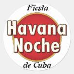 "Autoadhesivo ""Fiesta de Cuba """