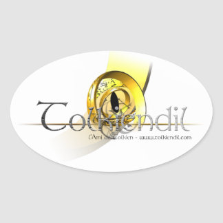 Autoadhesivo Logotipo Garra Tolkiendil