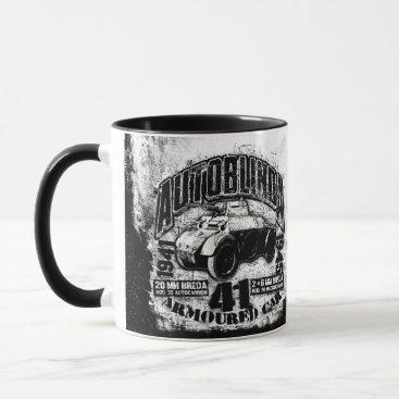 Autoblinda 41 Combo Mug