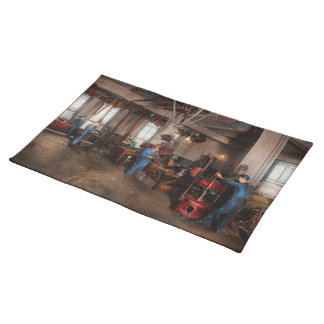 Autobody - The bodyshop 1916 Cloth Placemat