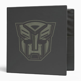 Autobot Cracked Symbol Binder