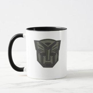 Autobot Cracked Symbol Mug