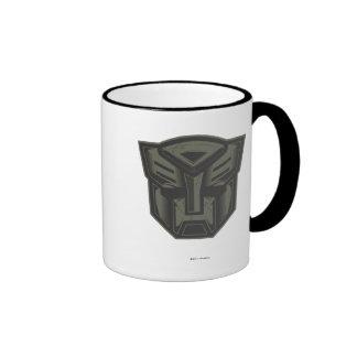 Autobot Cracked Symbol Mugs