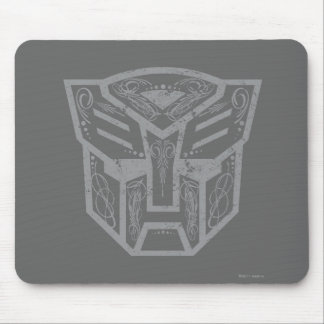 Autobot Decorative Symbol Mouse Pad
