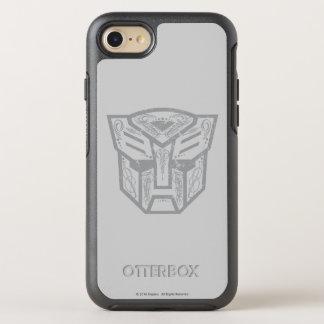 Autobot Decorative Symbol OtterBox Symmetry iPhone 7 Case