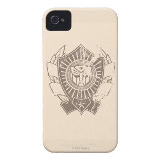 Autobot Distressed Badge Case-Mate iPhone 4 Cases