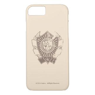 Autobot Distressed Badge iPhone 7 Case
