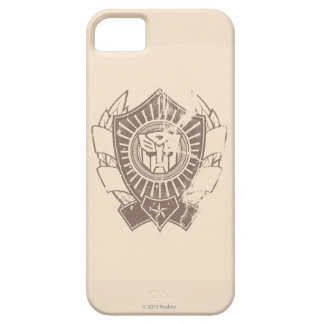 Autobot Distressed Badge iPhone SE/5/5s Case