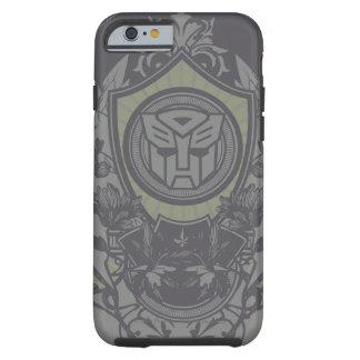 Autobot Floral Badge 2 Tough iPhone 6 Case