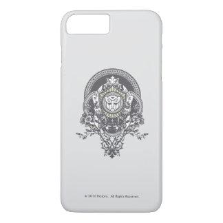 Autobot Floral Badge iPhone 7 Plus Case