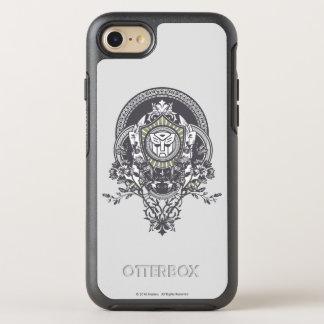 Autobot Floral Badge OtterBox Symmetry iPhone 7 Case