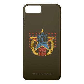 Autobot Patriotic Badge iPhone 7 Plus Case