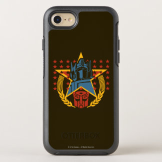 Autobot Patriotic Badge OtterBox Symmetry iPhone 7 Case