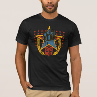 Autobot Patriotic Badge T-Shirt