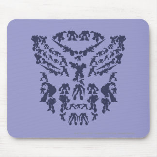 Autobot Shield Collage Mouse Pad