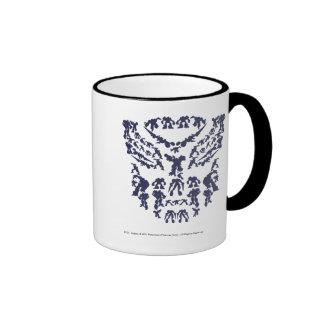 Autobot Shield Collage Ringer Mug