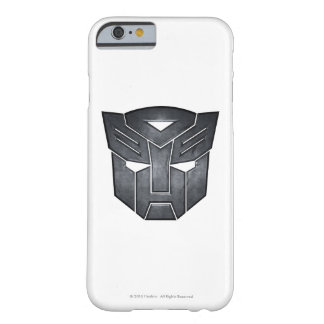 Autobot Shield Metal Barely There iPhone 6 Case