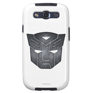 Autobot Shield Metal Galaxy S3 Cover