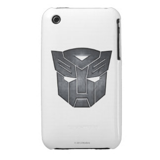 Autobot Shield Metal iPhone 3 Cover
