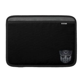 Autobot Shield Metal MacBook Air Sleeve