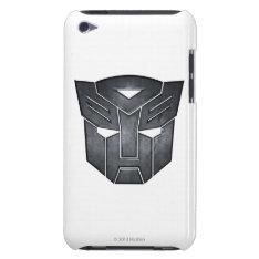 Autobot Shield Metal Ipod Case-mate Case at Zazzle