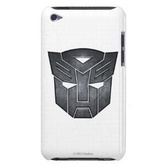 Autobot Shield Metal iPod Case-Mate Case