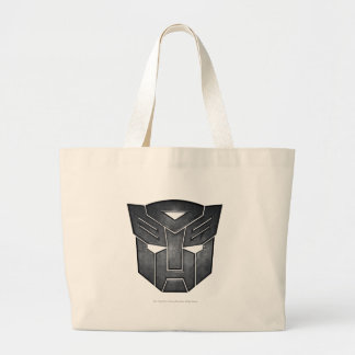Autobot Shield Metal Large Tote Bag