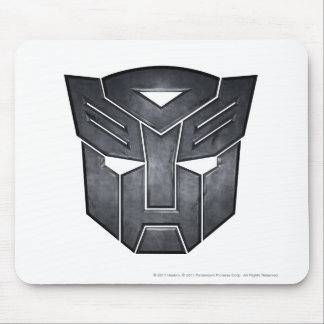 Autobot Shield Metal Mouse Pad