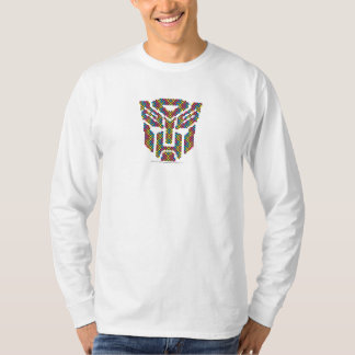 Autobot Shield Pixels T-Shirt