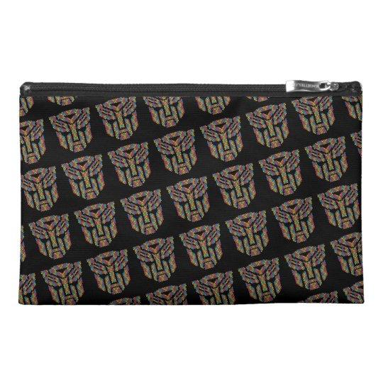 Autobot Shield Pixels Travel Accessory Bag