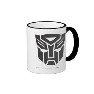 Autobot Shield Solid Coffee Mugs