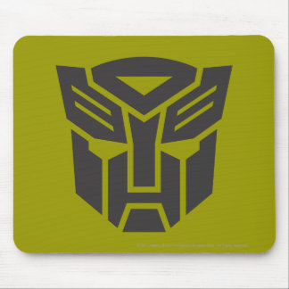 Autobot Shield Solid Mouse Pad