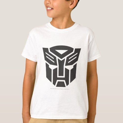 Autobot Shield Solid T_Shirt