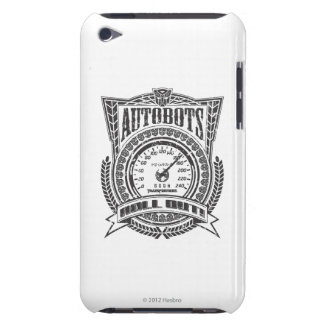 Autobot Speedometer Barely There iPod Case